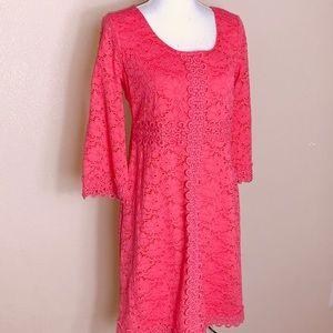 Alfani Beautiful Lace Dress (sdf516)